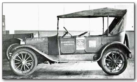 Dodge Modell 30 / A, 1916