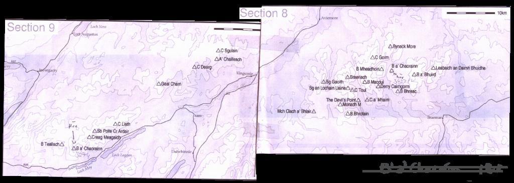 Karte beider